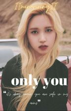 Only You | Mina x F Reader by llminaringll
