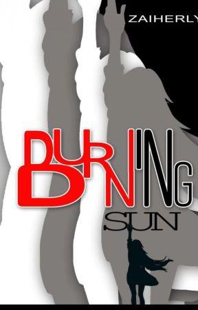 BURNING SUN by Zaiherly
