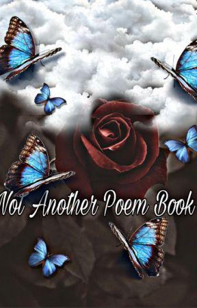 Not Another Poem book! by DarkMasterMoon
