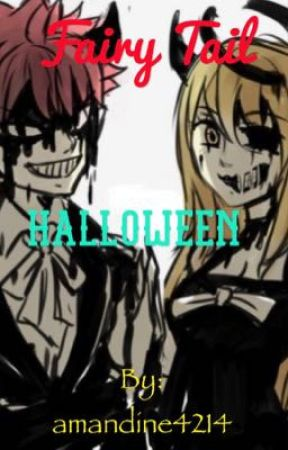 OS - Fairy Tail : Halloween  by amandine4214