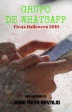 Grupo de Whatsapp Fiesta Halloween 2019 by JairoMoyaNovalio