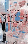 Reddie Comics And Cosplays cover