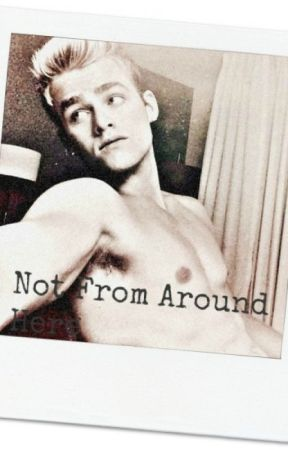Not From Around Here (a Benn Suede fanfic) by i_is_sheepcat