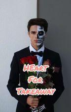 Heart for takeaway by btrsy18