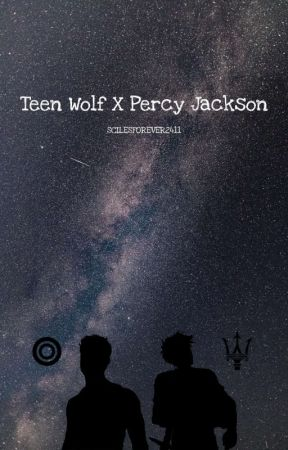Teen Wolf X Percy Jackson by lixelight