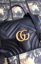 Gucci GG Marmont Top Handle Bag by divyagtr