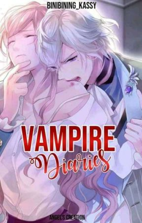 Vampire's Diary by binibining_kassy