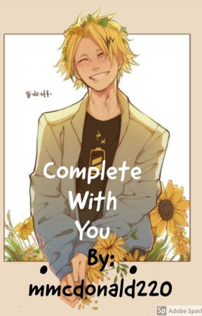 ~Complete With You~ Kaminari Soulmate AU by mmcdonald220