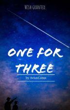 One For Three by AviusCorax