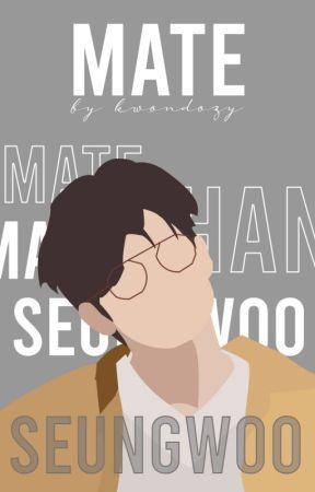 Mate ✖ Han Seungwoo by kwondozy