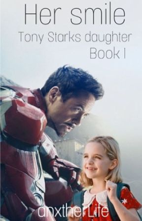 Her smile - Tony Starks daughter by anxtherLife