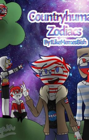 ~☆ Countryhumans Zodiacs ☆~ by ILikeMemesBish
