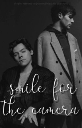 smile for the camera; larry stylinson by TommoAlways