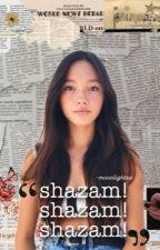 """""""SHAZAM!"""" ☾ billy batson by -moonlightxo"""