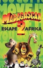 Madagascar 2 (with lioness sister) by madamstrange123