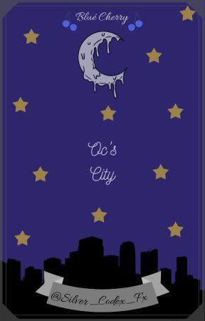 Oc's city by Silver_Codex_Fx