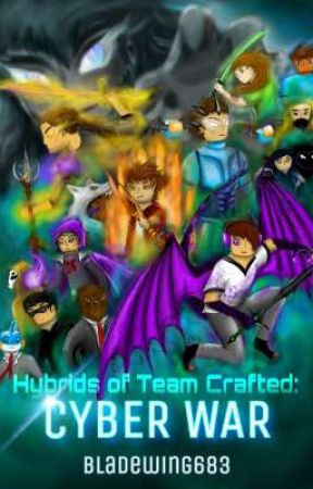 Hybrids of Team Crafted: Cyber War by Bladewing683