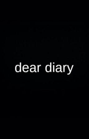 dear diary  ☽ the marauders by okyuhh