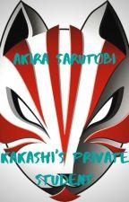 Akira Sarutobi: Kakashi's Private Student by AkirasaysHi
