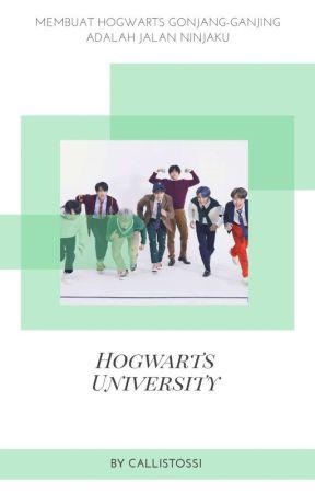 Hogwarts University || BTS Ver by Callistossi