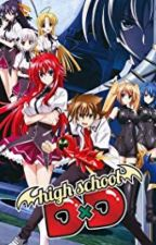The Crimson Reaper | Highschool DxD x Male Reader by RozBoiii