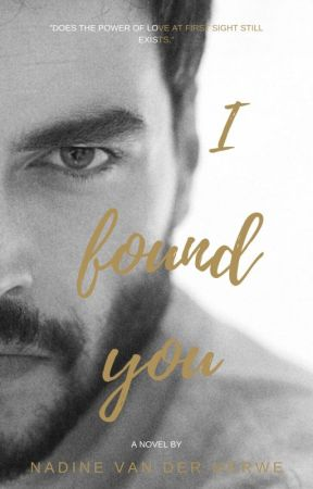 I found you(Completed) by Nadinevdm1984