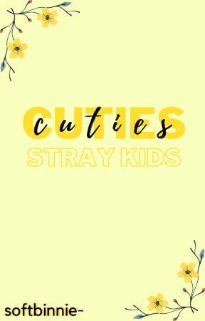 cuties » stray kids by softbinnie-