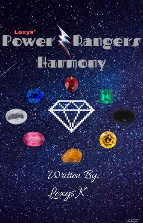 Power Rangers Harmony (Season 2) by Drunk_Breadstick