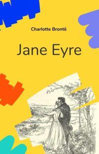 Jane Eyre - Charlotte Brontë cover