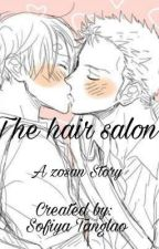 The hair salon  by Cupofbutterz