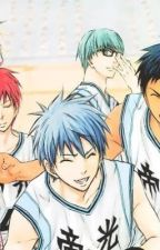 Theirs - KNB fanfic by Nahstarr