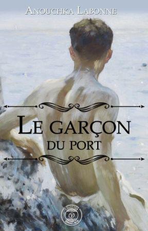 Le garçon du port by AnouchkaLabonne