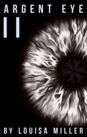 Argent Eye II by Louisa_Miller