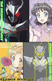 """Our Dreams and Futures"" Symphogear x Zero-One cover"