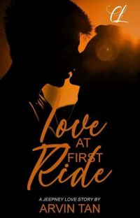 LOVE AT FIRST RIDE (A Jeepney Love Story) cover