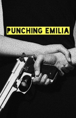 Punching Emilia  by uber_triny