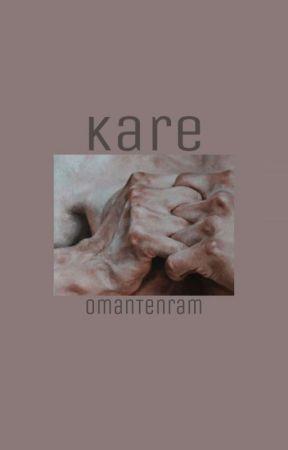 Kare (BxB Texting) by OmanTenram