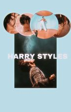 Harry Styles gif imagines by MoonGrly