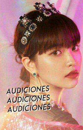 ── ¡ AUDICIONES ! by HOPE__ENT