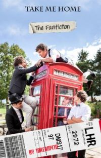 Take Me Home (One Direction Fanfic) cover