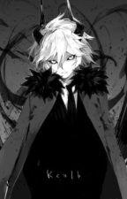 The Shadow Demon (Hazbin Hotel Fanfic) by Nyantsume101