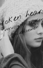 •BROKEN HEART• by juliehoranxxx
