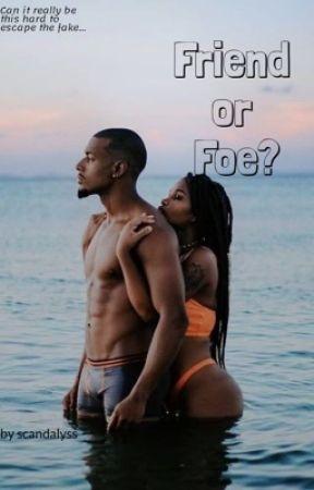 Friend or Foe? | Urban by scandalyss