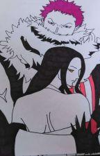 Katakuri et Tina (en cours)  by KatsumiSerena