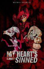 My Heart's Already Sinned ( Alastor X Reader ) by Pepsiwriter