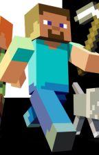 El viaje de Steve continúa  (cuentos de Minecraft) by AragornAH