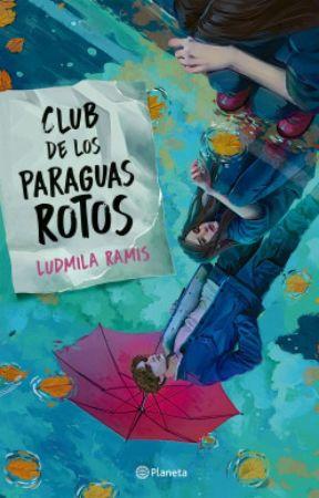 Club de los paraguas rotos by CreativeToTheCore