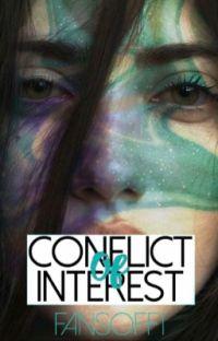 Conflict of Interest {Lando Norris} cover