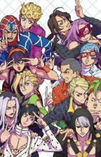 Golden Wind: Vento Aureo x Reader by The_Lone_Panther
