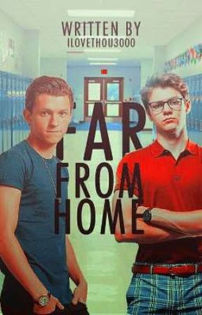 Far From Home ► Reverse Endgame's Sequel by 1nsertn4me